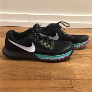Nike Zoom Kieger 4 Trail Running Shoes